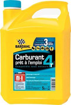 Image de Carburant prêt à l'emploi 4 Temps - Bidon de 5L