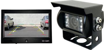 Image de kit moniteur et caméra de recul ID.CAM