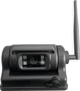 Image de Caméra magnétique autonome, sans fils digitale, autonomie 12H compatible avec IDMON700DSF et IDMON70